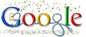 Google 2008新年Logo